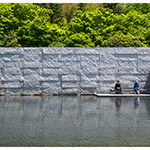 Water Mirror Garden of D.T.Suzuki Museum (鈴木大拙館『水鏡の庭』)