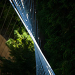 Wire of Miho Museum (ミホ・ミュージアム)