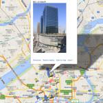 【地図】最近の大阪キタ再開発による建物をマップ片手に見てまわろう