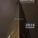 建築グラビア2016カレンダー (Architecture Gravure 2016 Calendar)