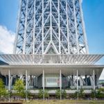 【写真】東京スカイツリータウン/日建設計
