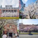 【地図】桜と一緒に撮りたい都内のビル20(その1)