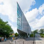 【建築】東京工業大学附属図書館/安田幸一研究室+佐藤総合計画