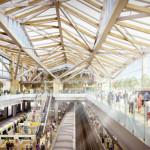 【話題】山手線品川-田町間の新駅のイメージが公開。隈研吾氏設計