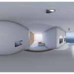 【CG】UE4から360度パノラマ写真を作ってSNSにアップしてみよう