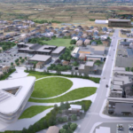 【話題】青森県平川市新本庁舎のコンペの最優秀案はNASCA・八洲・構