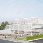 【話題】妹島和世氏設計の日本女子大学目白キャンパスの新図書館が着工