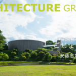 【写真】五條文化博物館「ごじょうばうむ」/安藤忠雄建築研究所