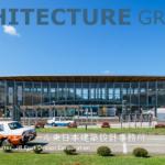 【建築】田沢湖駅/坂茂建築設計、ジェイアール東日本建築設計事務所
