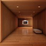 【DL】和風な木の美術館【UE4ArchViz】