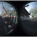 【CG】RAW撮影(DNG形式)したパノラマ画像をHDRIに変換【Photoshop】