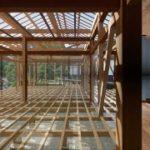 【実験】UE4 ArchViz 日本住宅と在来工法のレントゲン表現