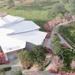 【話題】江戸川区角野栄子児童文学館の基本設計がまとまる。2023年7月開館予定。設計は隈研吾氏