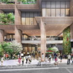 【話題】「(仮称)代官山町プロジェクト」新築工事着工。隈研吾氏によるデザイン設計。2023年秋完成予定
