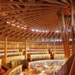 【話題】新石川県立図書館整備工事が進行中で2021年11月30日竣工予定。設計は環境デザイン研究所