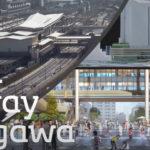 【話題】高輪ゲートウェイ駅周辺の再開発「品川開発プロジェクト(第Ⅰ期)」は2024年頃完成予定