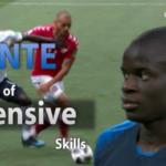 エンゴロ・カンテの守備集(ワールドカップ2018)